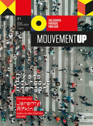 Couverture de Mouvement UP 1